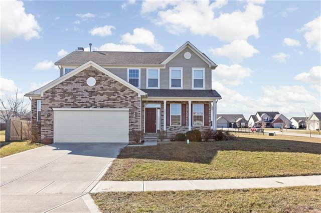995 Youngs Creek Drive, Franklin, IN 46131 (MLS #21766217) :: David Brenton's Team
