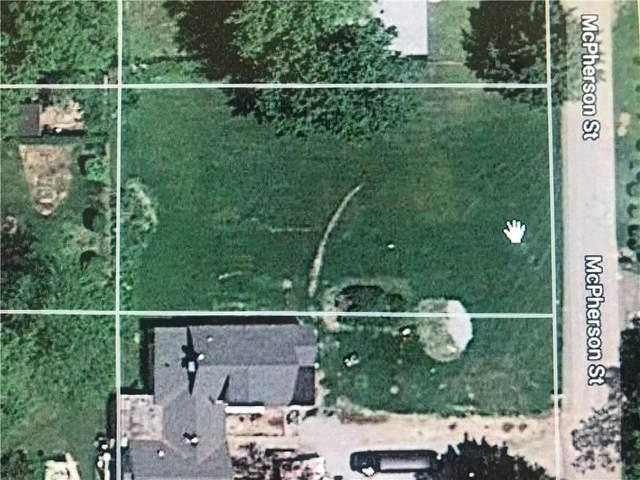 0 Mcpherson Street, Indianapolis, IN 46280 (MLS #21766248) :: JM Realty Associates, Inc.
