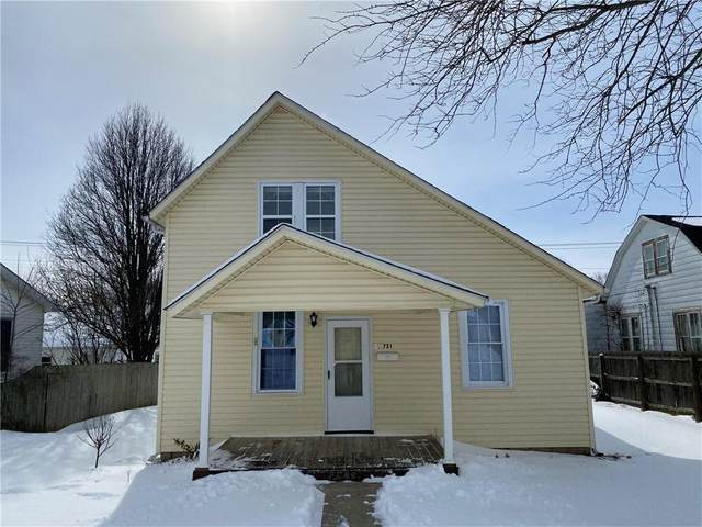 721 W Jefferson Street, Alexandria, IN 46001 (MLS #21766268) :: The ORR Home Selling Team