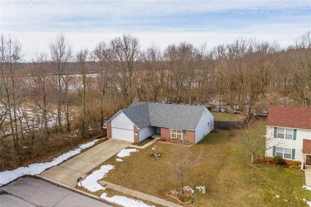 115 W New York Street, Fortville, IN 46040 (MLS #21766276) :: Mike Price Realty Team - RE/MAX Centerstone