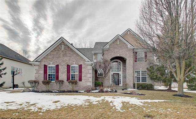 14052 Sourwood Lane, Carmel, IN 46033 (MLS #21766293) :: The Indy Property Source