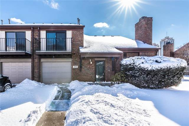 475 E Arch Street, Indianapolis, IN 46202 (MLS #21766297) :: Dean Wagner Realtors