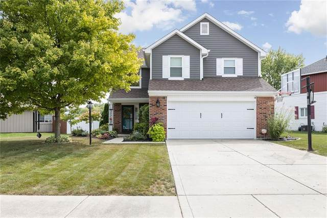 1441 Scarlett Drive, Anderson, IN 46013 (MLS #21766299) :: Mike Price Realty Team - RE/MAX Centerstone
