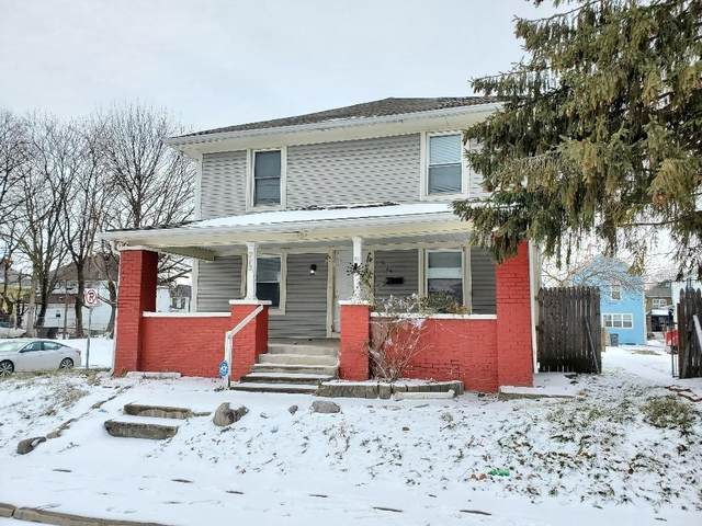202 Parkview Avenue, Indianapolis, IN 46201 (MLS #21766306) :: The Indy Property Source