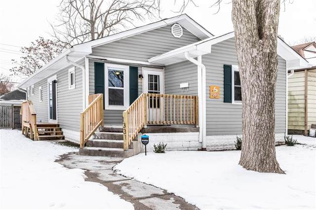 1331 N Chester Avenue, Indianapolis, IN 46201 (MLS #21766308) :: Dean Wagner Realtors