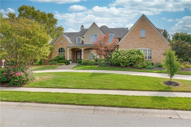 10431 Windemere Boulevard, Carmel, IN 46032 (MLS #21766309) :: The ORR Home Selling Team