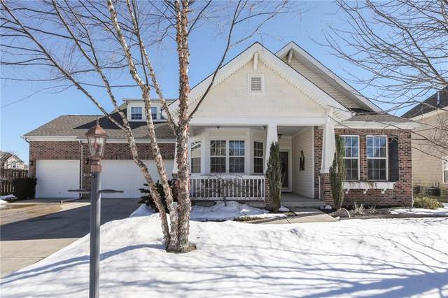 1793 Ballyganner Drive, Avon, IN 46123 (MLS #21766334) :: Mike Price Realty Team - RE/MAX Centerstone