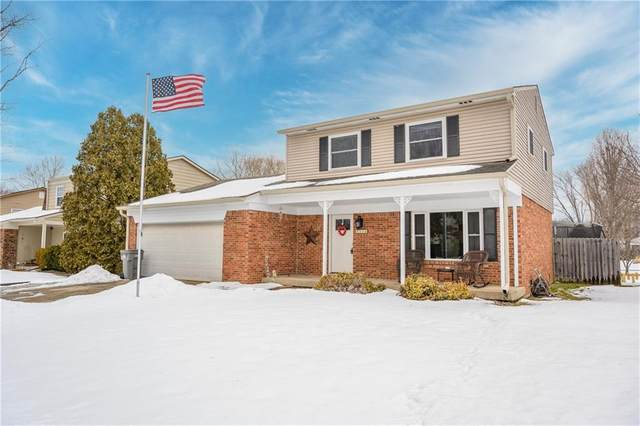5726 Somers Drive, Indianapolis, IN 46237 (MLS #21766349) :: Dean Wagner Realtors