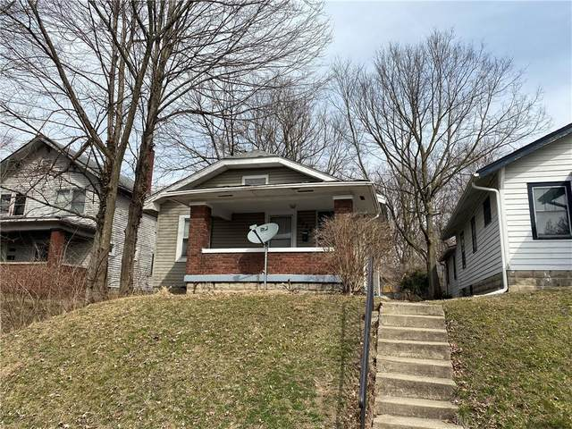 2426 E 16th Street, Indianapolis, IN 46201 (MLS #21767359) :: The Evelo Team