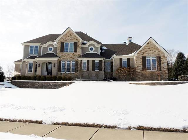 11504 Willow Ridge Drive, Zionsville, IN 46077 (MLS #21767370) :: Heard Real Estate Team | eXp Realty, LLC