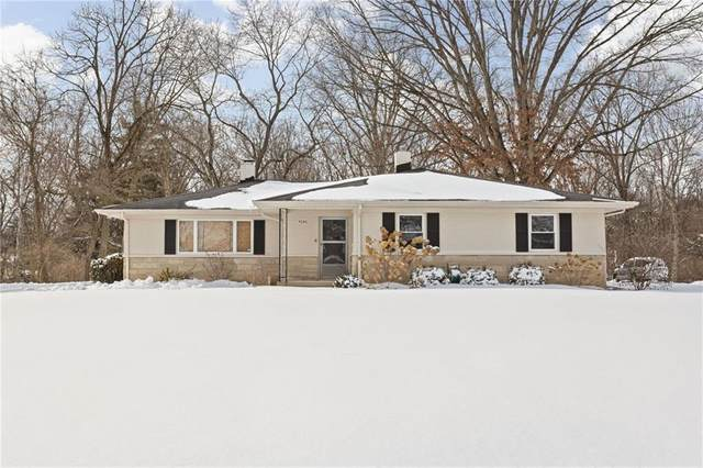 9280 N College Avenue, Indianapolis, IN 46240 (MLS #21767405) :: Realty ONE Group Dream