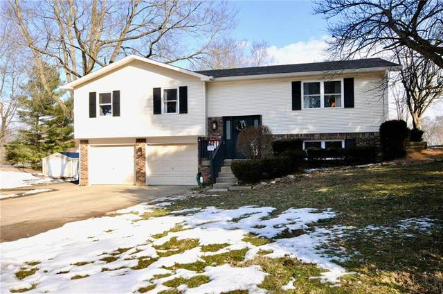 5294 Skyline Lane, Greenwood, IN 46143 (MLS #21767421) :: Heard Real Estate Team | eXp Realty, LLC