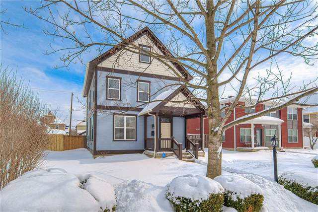 2415 N New Jersey Street, Indianapolis, IN 46205 (MLS #21767436) :: The Evelo Team