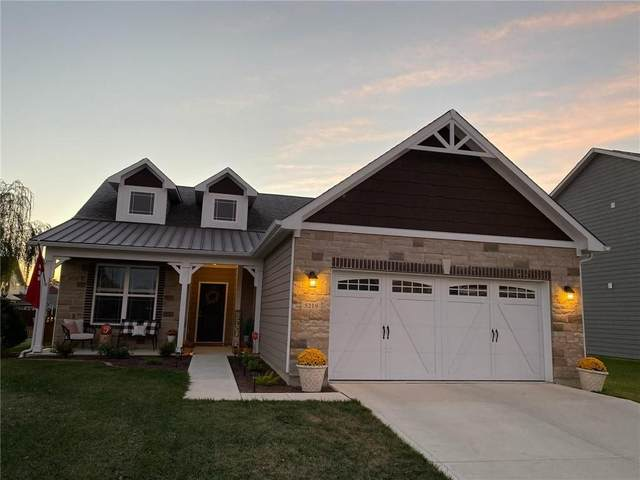5219 Hearst Lane, Indianapolis, IN 46239 (MLS #21767444) :: The ORR Home Selling Team