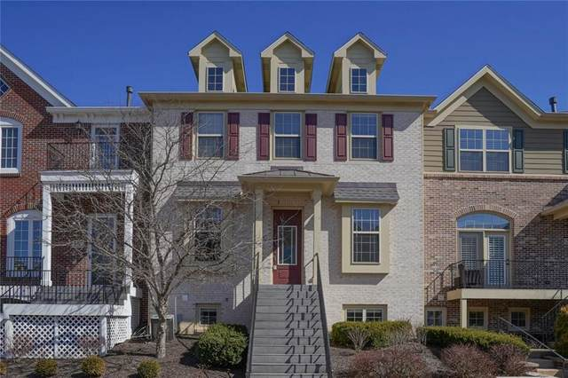205 Manchester Drive, Zionsville, IN 46077 (MLS #21767454) :: The Indy Property Source