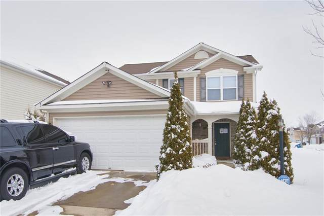 4109 Candy Apple Boulevard, Indianapolis, IN 46235 (MLS #21767481) :: Richwine Elite Group