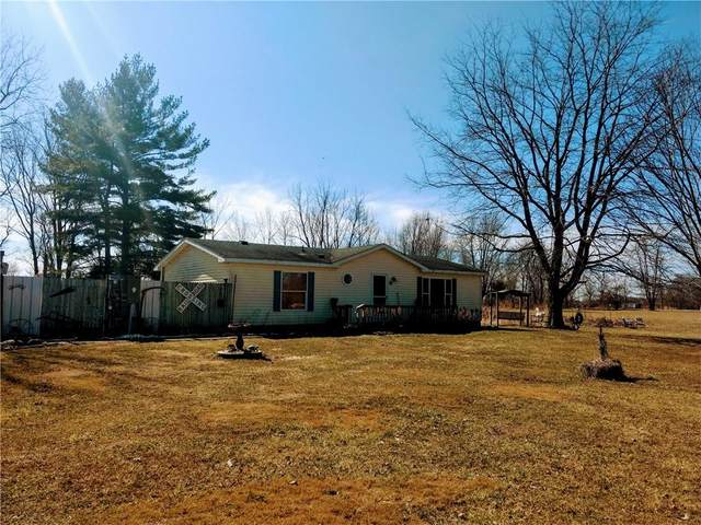 7782 W County Road 1325 N, Russellville, IN 46175 (MLS #21767495) :: The ORR Home Selling Team