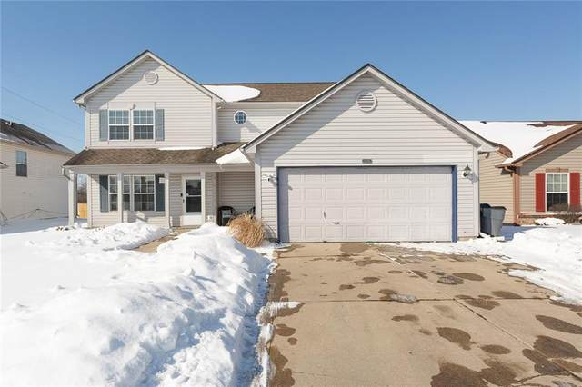 1208 Tealpoint Lane, Indianapolis, IN 46229 (MLS #21767502) :: Ferris Property Group