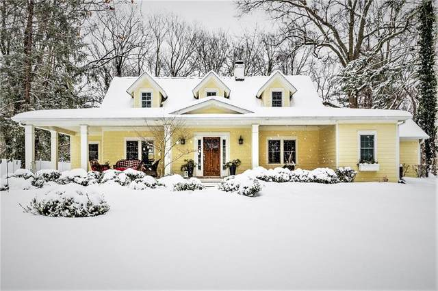 7979 Evanston Road, Indianapolis, IN 46240 (MLS #21767515) :: Heard Real Estate Team | eXp Realty, LLC