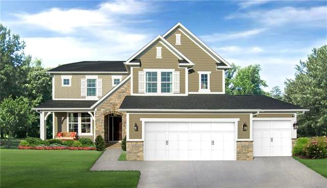 4034 E Carnegie Lane, Zionsville, IN 46077 (MLS #21767527) :: Ferris Property Group