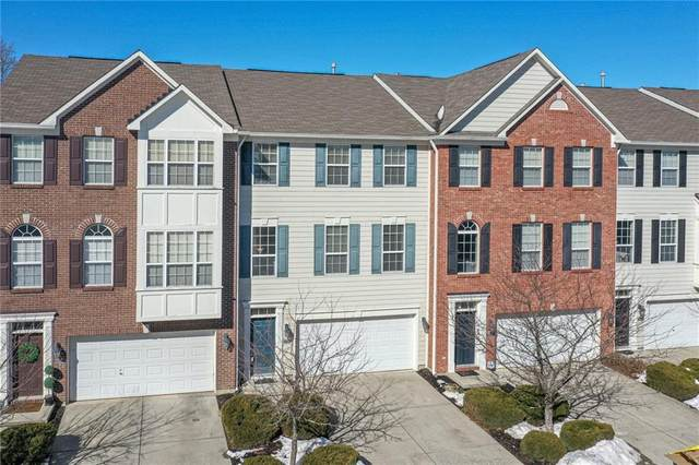 9040 Rider Drive, Fishers, IN 46038 (MLS #21767533) :: Heard Real Estate Team | eXp Realty, LLC