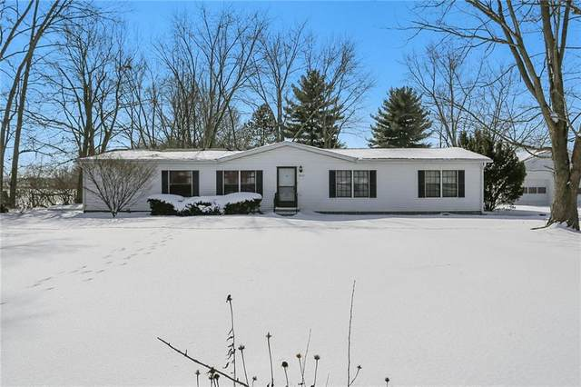 8517 W Old Fort Road, Fortville, IN 46040 (MLS #21767534) :: Ferris Property Group