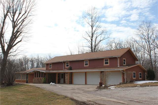 6351 E Spring Lake Road, Mooresville, IN 46158 (MLS #21767541) :: Mike Price Realty Team - RE/MAX Centerstone