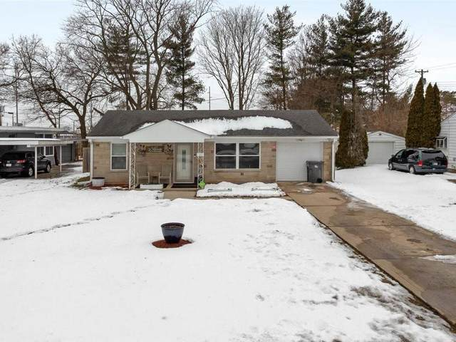 2706 Crystal Drive, Indianapolis, IN 46222 (MLS #21767553) :: Richwine Elite Group