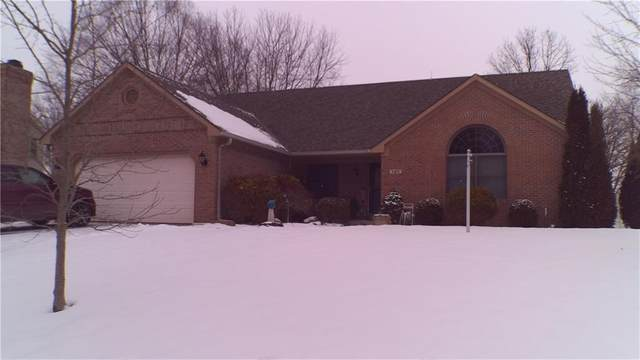 1125 Ridgeway Drive, Crawfordsville, IN 47933 (MLS #21767560) :: Ferris Property Group