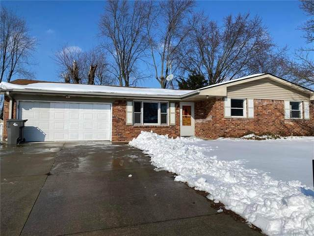 2946 Marywood Court, Indianapolis, IN 46227 (MLS #21767566) :: Dean Wagner Realtors