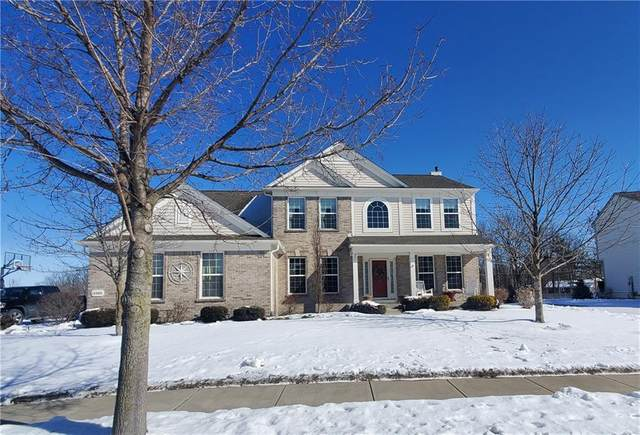 18968 Mill Grove Drive, Noblesville, IN 46062 (MLS #21767586) :: Heard Real Estate Team | eXp Realty, LLC