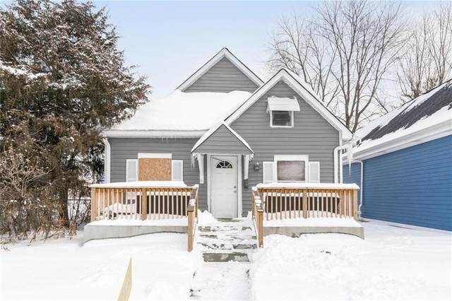 1645 Barth Avenue, Indianapolis, IN 46203 (MLS #21767594) :: Anthony Robinson & AMR Real Estate Group LLC