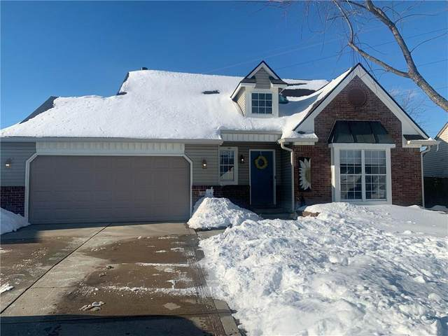 6428 Decatur Commons, Indianapolis, IN 46221 (MLS #21767600) :: Dean Wagner Realtors