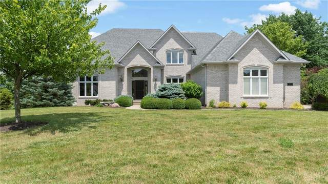 2980 Kings Court, Carmel, IN 46032 (MLS #21767601) :: Dean Wagner Realtors