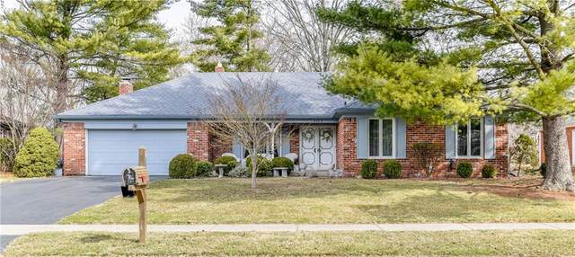 8410 Chapel Glen Drive, Indianapolis, IN 46234 (MLS #21767610) :: Heard Real Estate Team | eXp Realty, LLC
