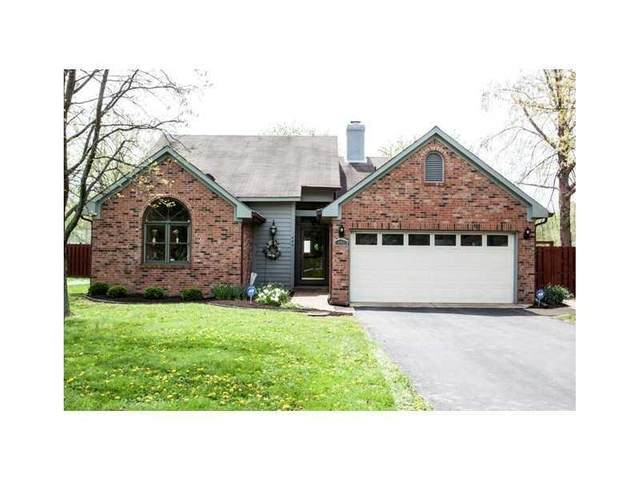 845 E Huntstead Lane, Indianapolis, IN 46227 (MLS #21767611) :: The ORR Home Selling Team
