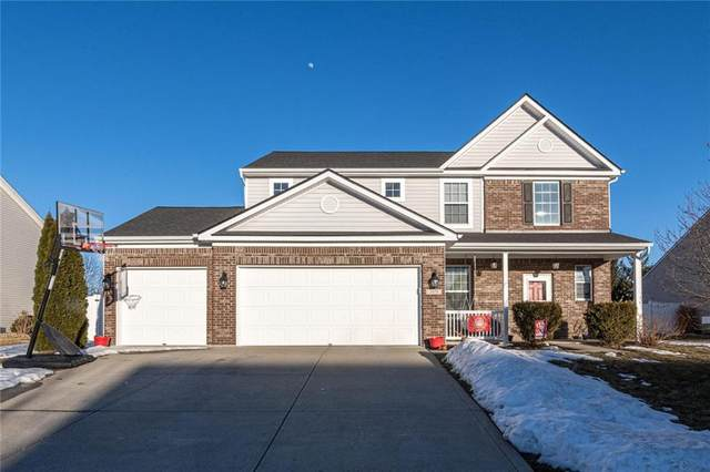 1479 Tuscany Drive, Greenwood, IN 46143 (MLS #21767622) :: Heard Real Estate Team | eXp Realty, LLC