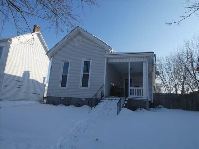 404 Indianapolis Avenue, Seymour, IN 47274 (MLS #21767624) :: The ORR Home Selling Team