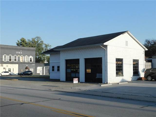 60 E Crawford Street, Montezuma, IN 47862 (MLS #21767635) :: Pennington Realty Team