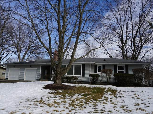 9135 Central Avenue, Indianapolis, IN 46240 (MLS #21767636) :: Heard Real Estate Team | eXp Realty, LLC