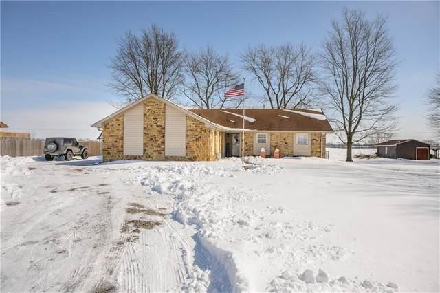 2837 N Centerline Road, Franklin, IN 46131 (MLS #21767642) :: Heard Real Estate Team | eXp Realty, LLC