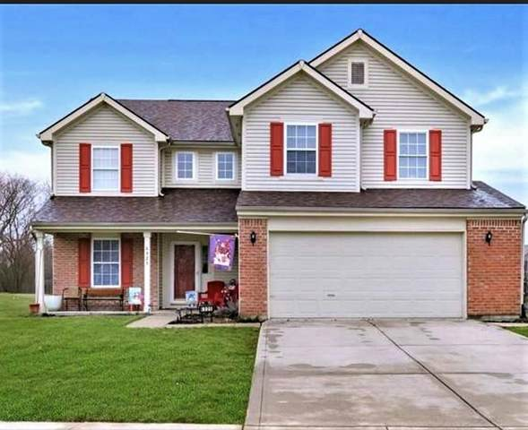 6325 Stone Trail Way, Anderson, IN 46013 (MLS #21767643) :: The Evelo Team
