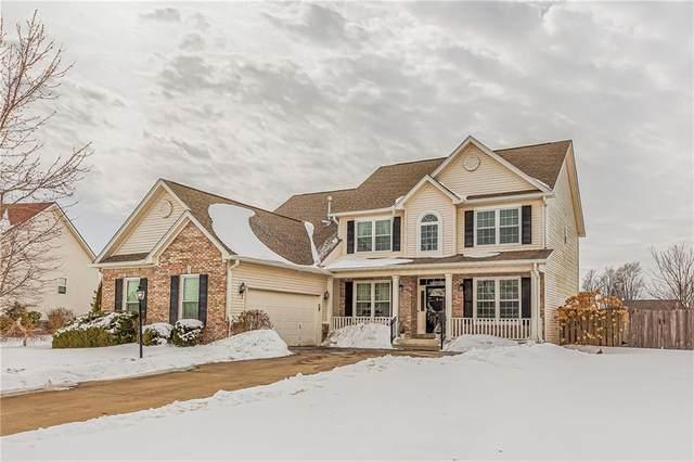 13184 Lorenzo Boulevard, Carmel, IN 46074 (MLS #21767654) :: The ORR Home Selling Team