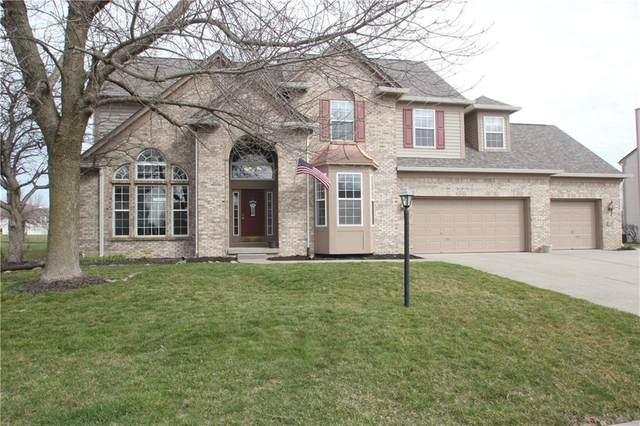 450 E Columbine Lane, Westfield, IN 46074 (MLS #21767676) :: Heard Real Estate Team | eXp Realty, LLC