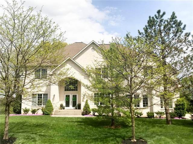 11141 Mirador Lane, Fishers, IN 46037 (MLS #21767679) :: The ORR Home Selling Team