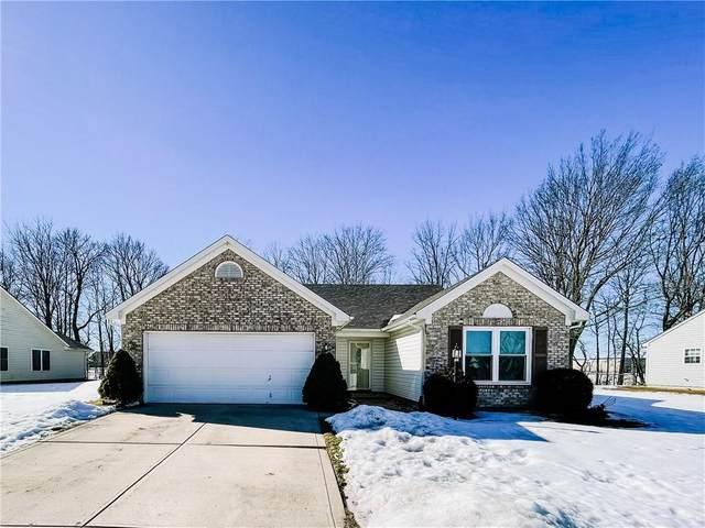 41 W Quail Wood Lane, Westfield, IN 46074 (MLS #21767687) :: Pennington Realty Team