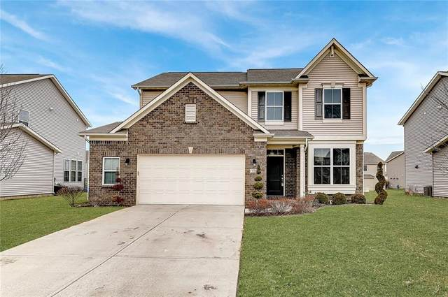 5212 Charmaine Lane, Plainfield, IN 46168 (MLS #21767696) :: Anthony Robinson & AMR Real Estate Group LLC