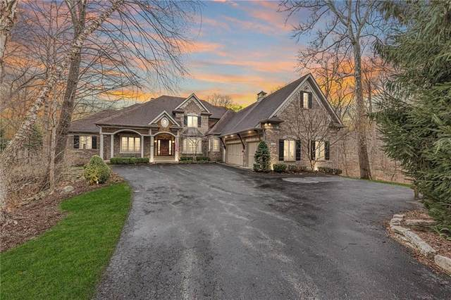 9511 Timber Crest Lane, Indianapolis, IN 46256 (MLS #21767697) :: The Indy Property Source