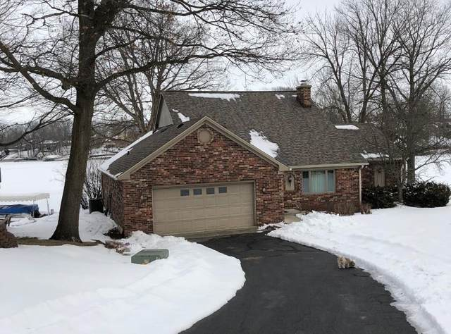 1709 Mulberry Circle, Noblesville, IN 46060 (MLS #21767702) :: Richwine Elite Group