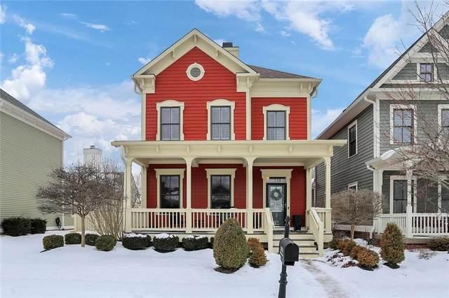 12974 Treaty Line Street, Carmel, IN 46032 (MLS #21767707) :: Heard Real Estate Team   eXp Realty, LLC